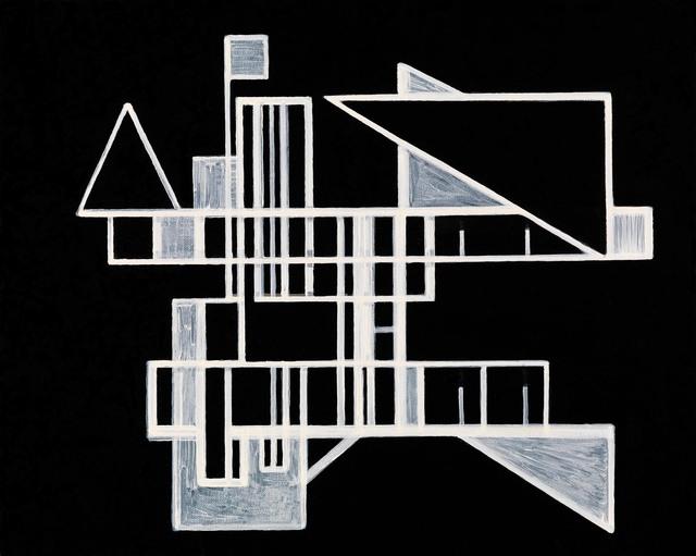 , 'Composizione per triangoli,' 2012, Alfonso Artiaco
