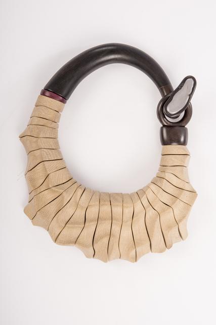 , 'Necklace,' 2016, Galleri Format Oslo