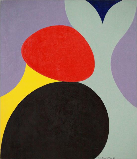 , 'Der Ausfall,' 1956, bromer kunst