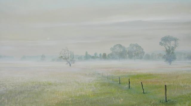 , 'Der Weiße Nebel, Niedersachsen,' 2011, Joerg Heitsch Gallery