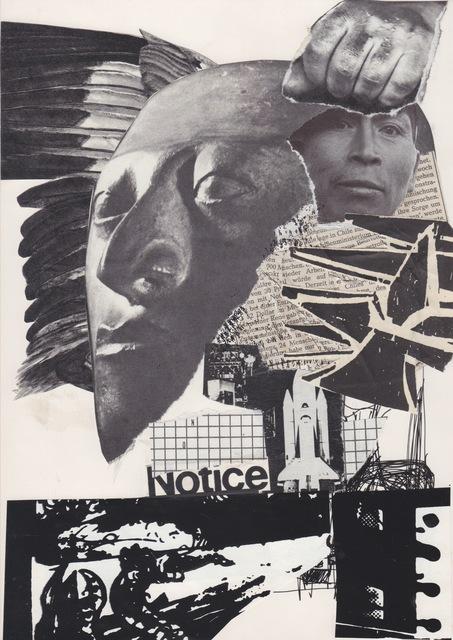 , 'Chile Notice,' 1982, Henrique Faria | Buenos Aires