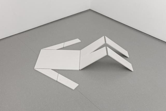 , 'Untitled (white suit),' 2017, MKG127
