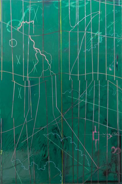 Daniel Weissbach, 'Stelle #75', Ruttkowski;68