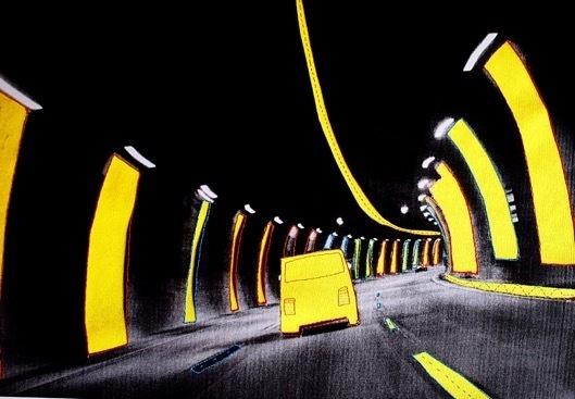 , 'Tunel,' 2014, Oma Galeria