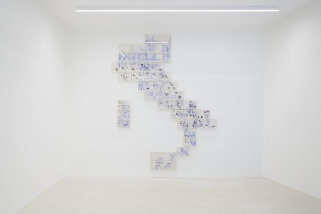 , 'ITALIA A PEZZI,' 2017, Galerie Italienne