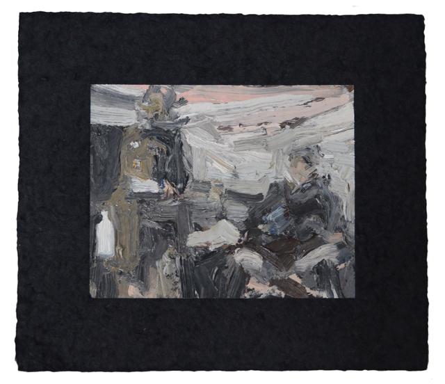 , 'a study of cake III,' 2015, Klowden Mann
