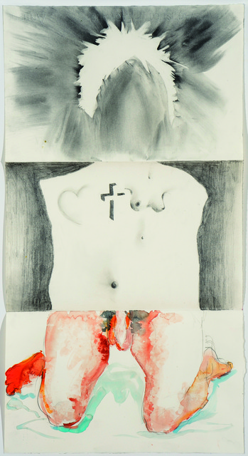 Lucy Winton, Douglas Gordon, and Eric Fischl, 'Exquisite Corpse 32,' ca. 2011, Mana Contemporary