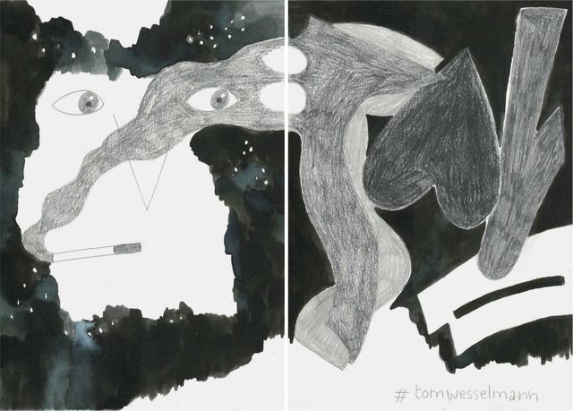 , 'La noche es nuestra (#tomwesselmann),,' 2018, Estrany - De La Mota