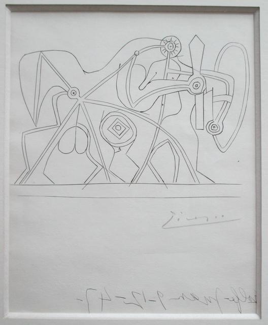 , 'Untitled,' 1948, Fólio Livraria