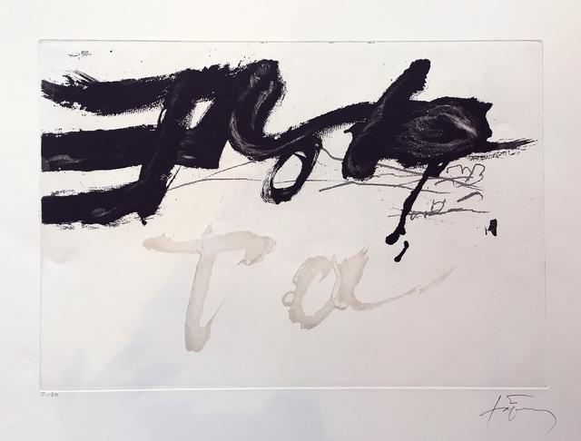 , 'Equation,' 1987, Han Art