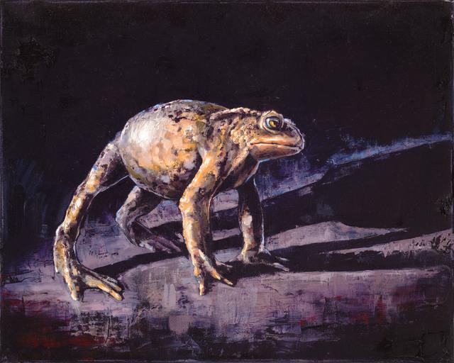 , 'Die Drohung,' 2015, G2 Kunsthalle