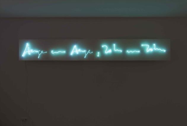 , 'Au, Au,' 2015, Galerie Karin Sachs