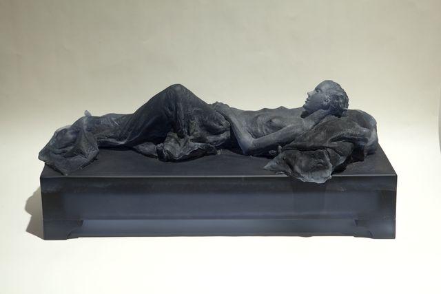, 'Indigo (Cezanne),' 2016, Nancy Hoffman Gallery