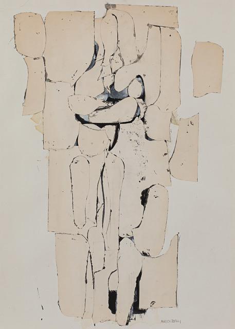 , 'Standing Figure,' 1954, Rosenberg & Co.