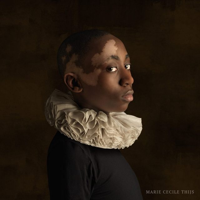 , 'Boy with White Collar II,' 2010, SmithDavidson Gallery