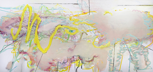 , 'Electric Scribble,' 2011, Candida Stevens Gallery