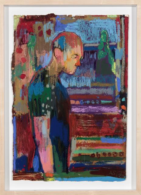 , 'Dark Rainbow,' 2018, Christopher Moller Gallery