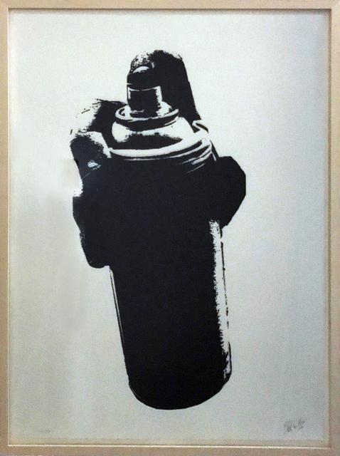 , 'Spray Can,' 2016, Galerie Kronsbein