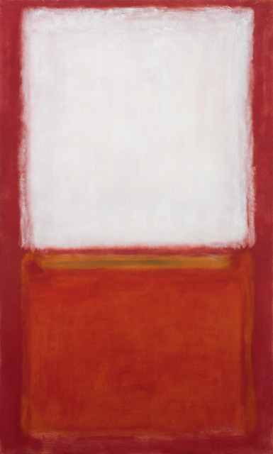 Mark Rothko, 'Untitled', 1954, Painting, Oil on canvas, RISD Museum