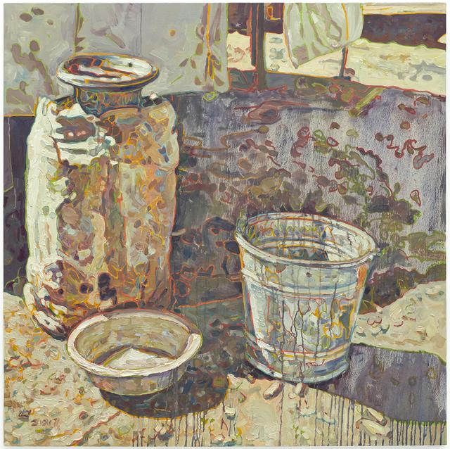 , 'Milk Can,' , Gail Severn Gallery
