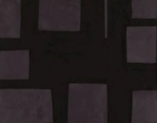 , 'Grata nera fondo grigio ,' 1949, Montrasio Arte / Km0