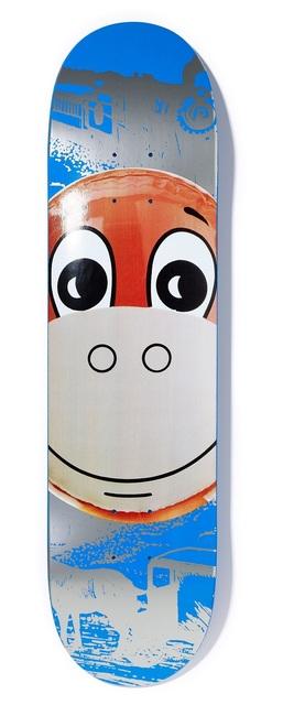 Jeff Koons, 'Monkey Train Bleu', Digard Auction