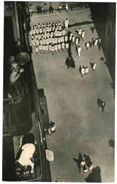 , 'On the Balcony,' 1928, Atlas Gallery