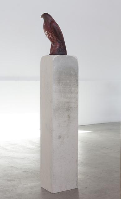 , 'Rufous Bird,' 2015, Tayloe Piggott Gallery