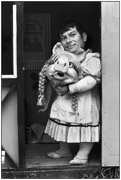 , 'Miss Piggy II,' 1984, Espacio Mínimo
