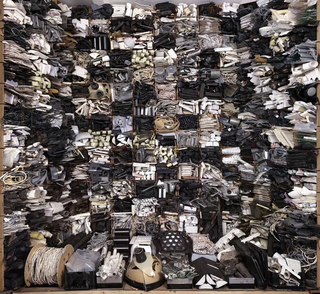 , 'Archive 2,' 2007, Bruce Silverstein Gallery