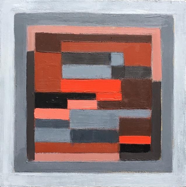 Susan O'Doherty, 'Horizon #1', 2018, Painting, Acrylic on board, Art Atrium