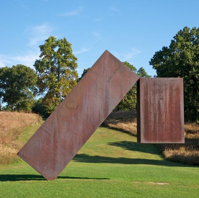 Menashe Kadishman, 'Suspended', 1977, Sculpture, Weathering steel, Storm King Art Center