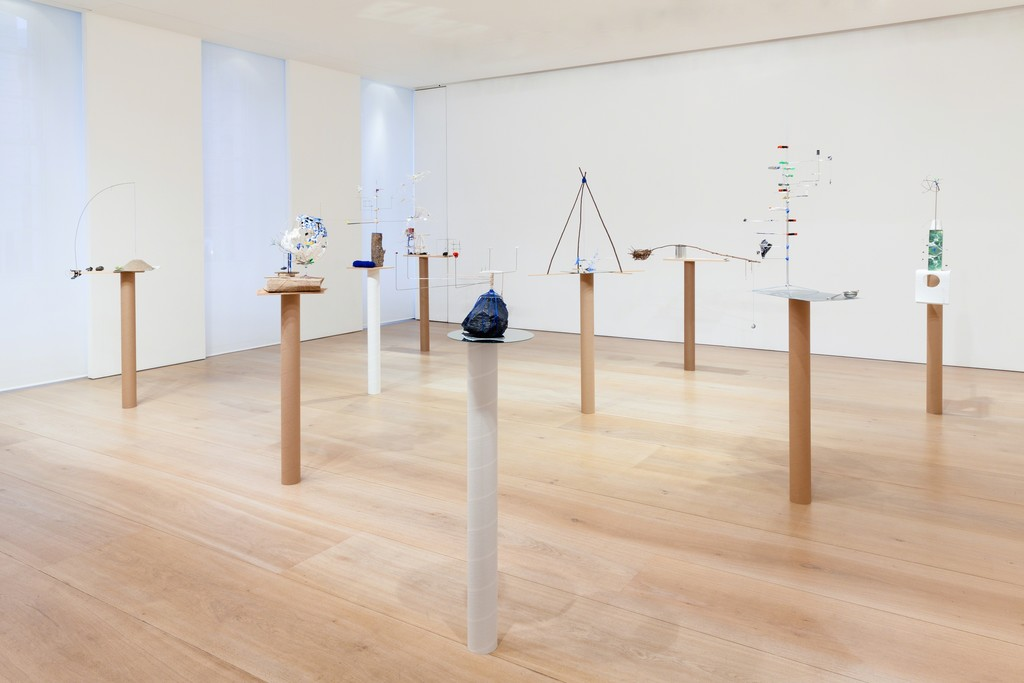 Installation view, Model Series, 2015