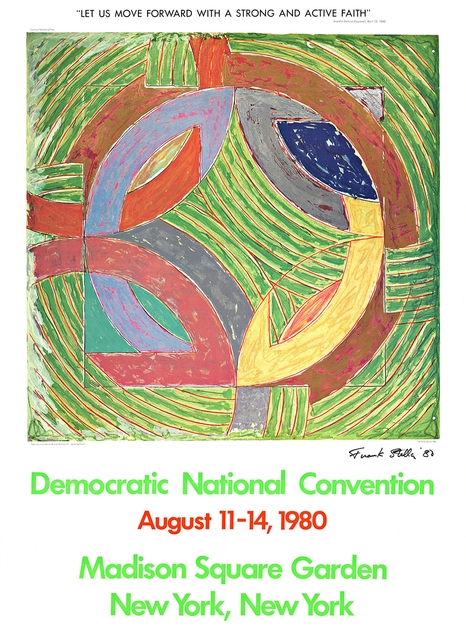, 'Democratic Convention (Hand Signed),' 1980, Alpha 137 Gallery