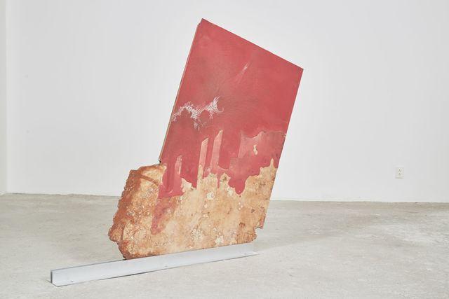 , 'Caillou Ciré II,' 2017, Galería Hilario Galguera