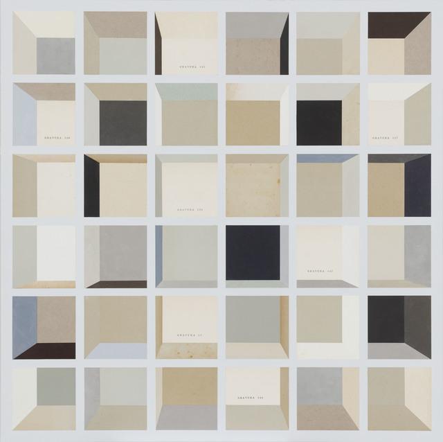 , 'Gravura,' 2016, Galeria Nara Roesler
