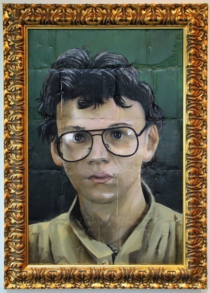 CASE, 'Even boys with glasses have feelings', 2007-2012, MUCA