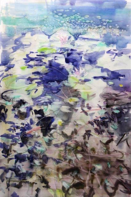 , 'Oregon Park,' 2017, Galerie Andreas Binder