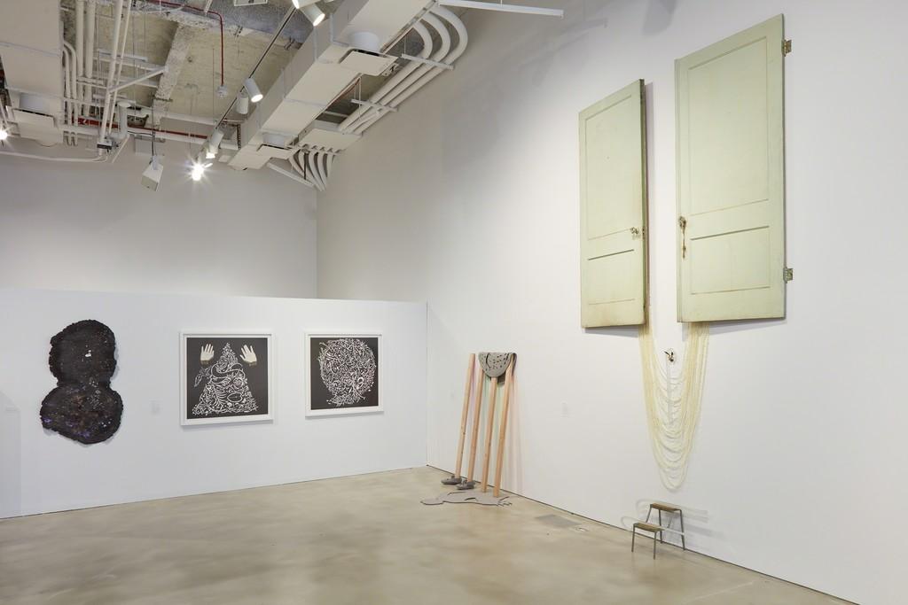 BRIC Biennial: Volume II at BRIC House Photo by Jason Wyche