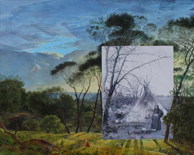 , 'Et in Arcadia Ego,' 2016, Arusha Gallery