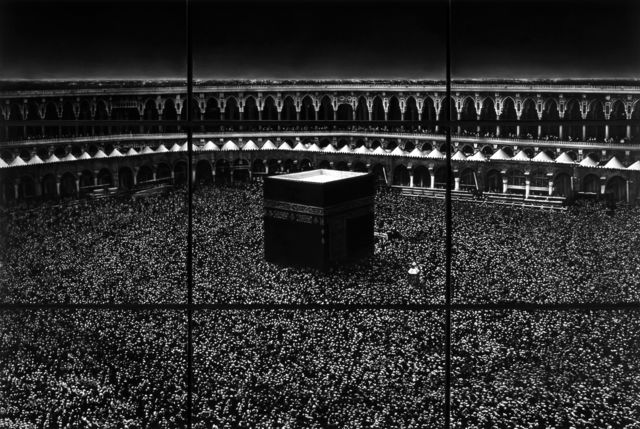 , 'Untitled (Mecca),' 2010, Brooklyn Museum