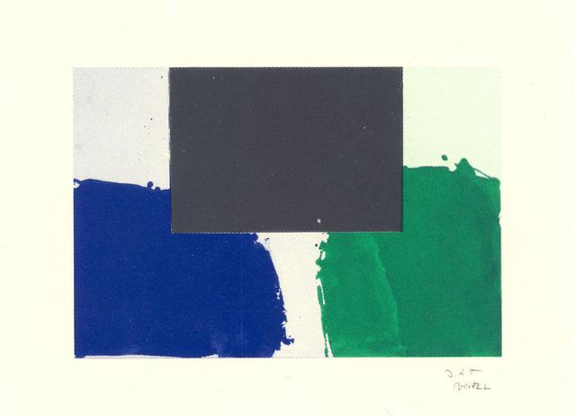 , 'Espais 5,' 1990, Polígrafa Obra Gráfica