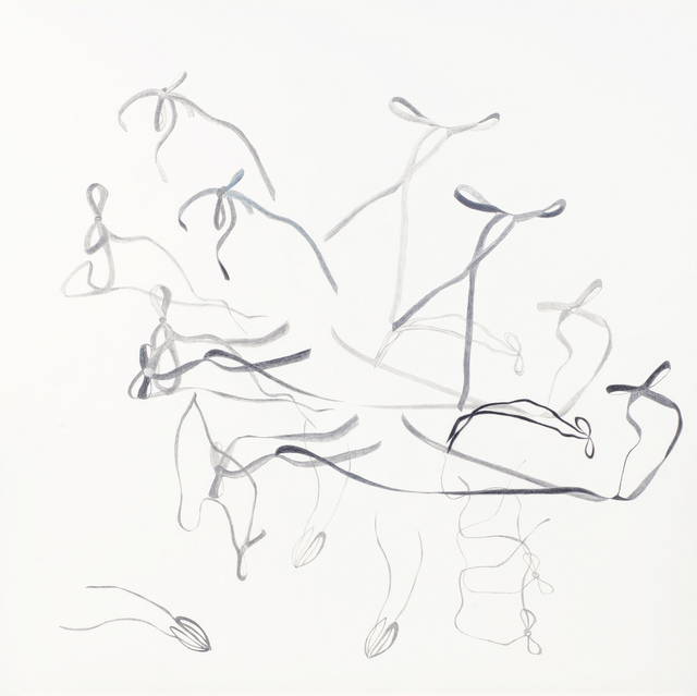 Emily Kocken, 'The Maiden Element', 2013, Drawing, Collage or other Work on Paper, Graphite and pastel on paper, West Den Haag