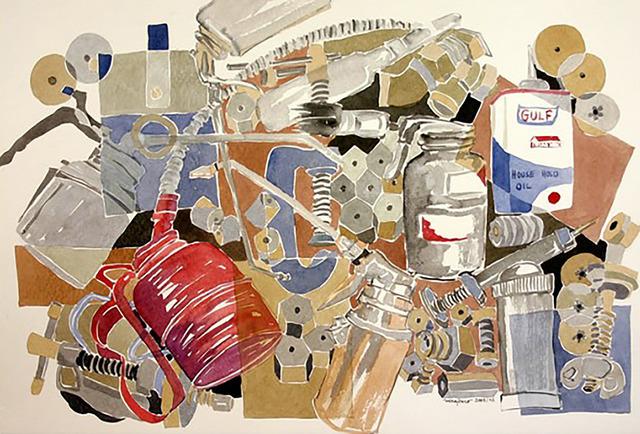 Vera Ferro, 'Ferramentas 12       Tools 12', 2005, Galeria Canoa