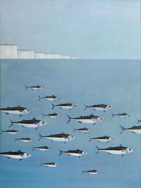 , 'A Shoal of Mackerel,' 2018, Jonathan Cooper