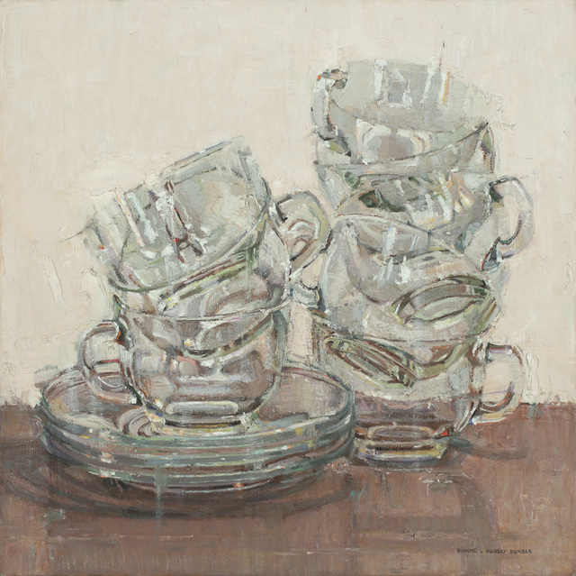 , 'Stacks,' 2015, Gallery 1261