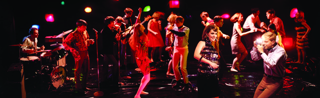 , 'Colorama 285, Discotheque,' Displayed 2/13/67–3/3/67, George Eastman Museum