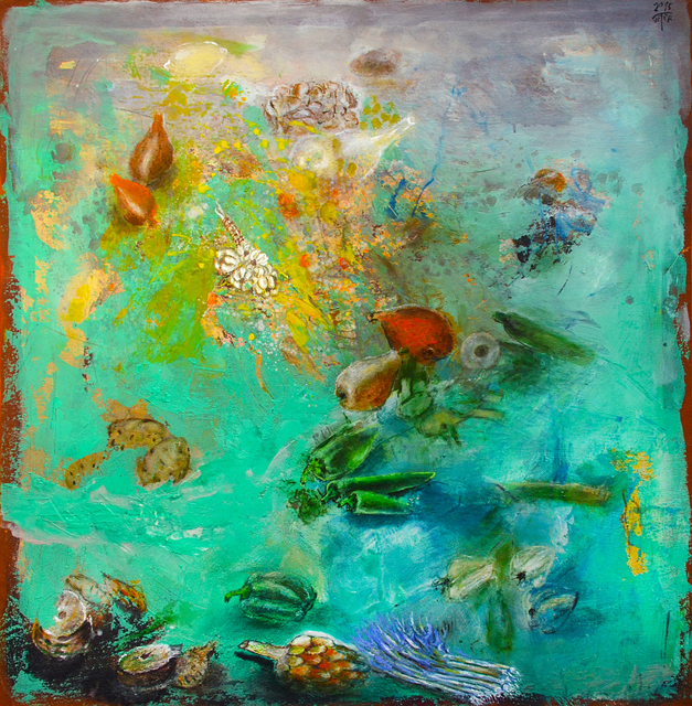 , 'Nimetler,' 2015, Anna Laudel