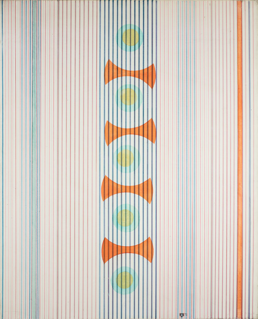 Carmelo Arden Quin, 'Galbée, Sin título', 1972, Leon Tovar Gallery