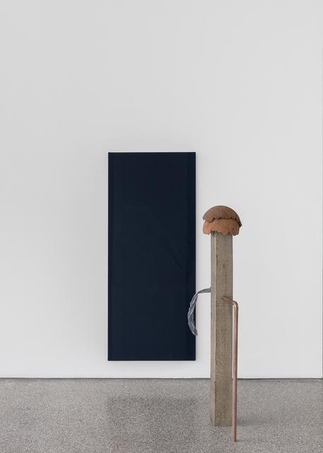 , 'Dead cactus sculpture,' 2018, Galerie Greta Meert